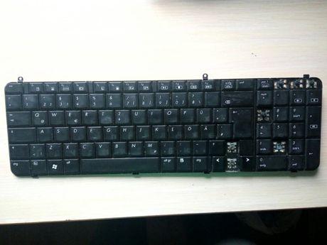 Клавиатура Hp Compaq, Hewlett Packard Dv 9400, 9500, 9600, 9700