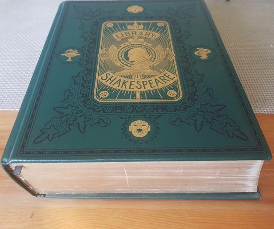 Biblioteka   Shakespeare pięknie ilustrowana książka edycja limitowana