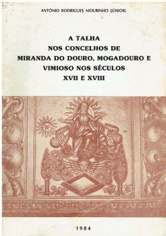 7521 - Monografias - Livros sobre Miranda do Douro/ Mogadouro/ Vimioso