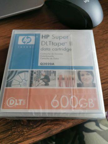 Nowa taśma HP Super DLT II Q2020A