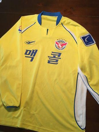 Koszulka meczowa bramkarska koreańska K league seongnam ilhwa chunma