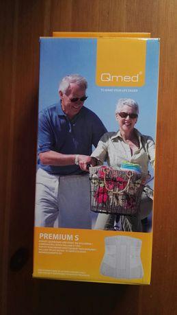 Gorset Qmed Premium S XXL 125-135G lędźwiowo-krzyżowy Williamsa