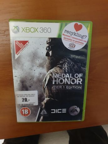 Medal of Honor Tier 1 Edytion gra xbox 360