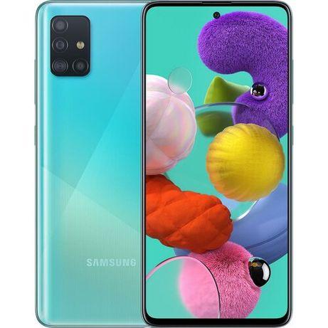 Samsung A51(4\64Gb) Blue 17699 р А41(4\64Gb) Black 16999 р