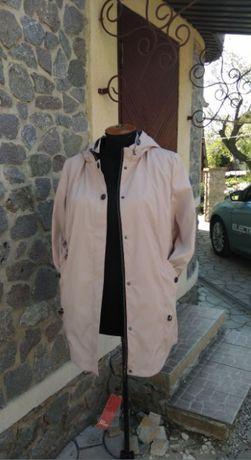 Ветровка женская весенняя Куртка тонкая Плащ для женщины новая