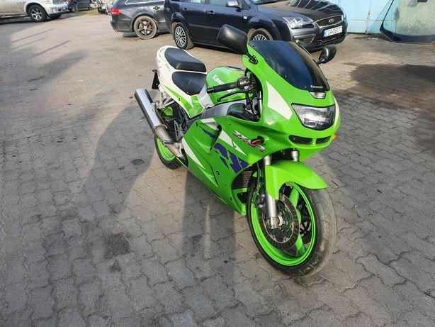 Kawasaki zx6r okazja