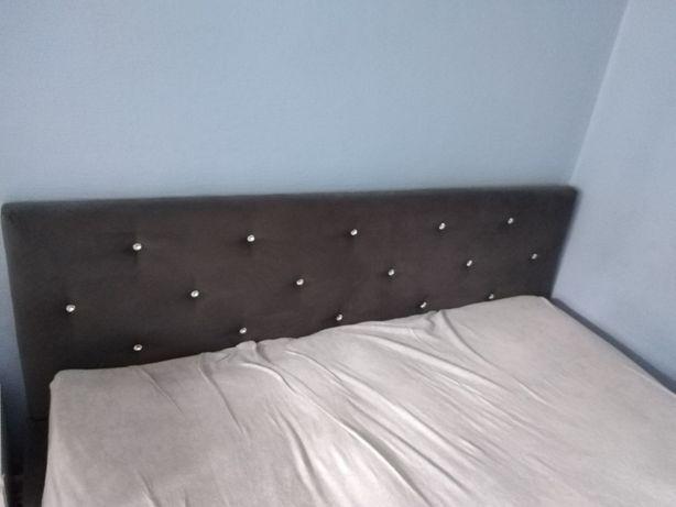 Łóżko sypialniane crystal