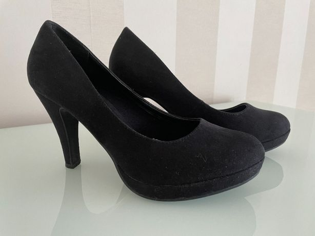 Жіночі туфлі, женские туфли, каблук