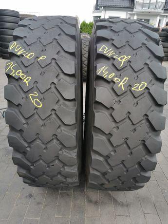 14.00R20 295/85R20 Dunlop SP 921 opony przemysłowe