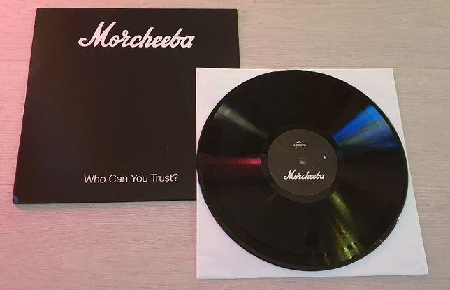 Morcheeba - Who Can You Trust? LP Vinyl - RARE