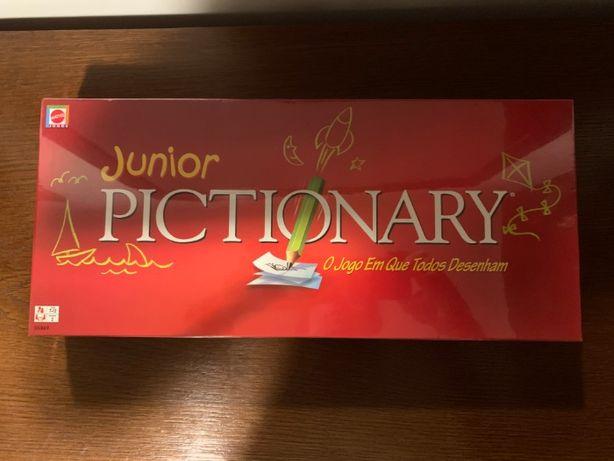 Pictionary Junior ESTREAR