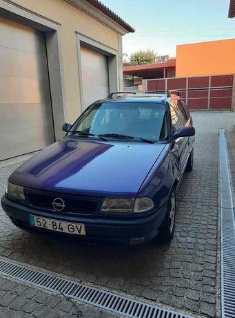 Opel Astra 1.7 TDS Motor Isuzu