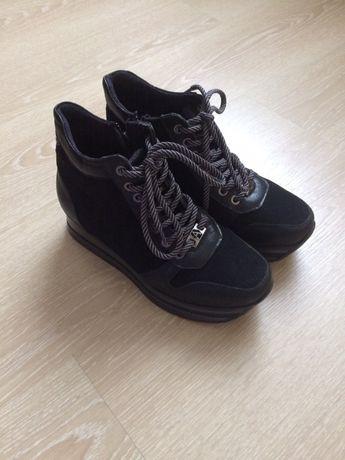 Продам ботинки,кроссовки,полусапожки,сапожки кожа,Турция, Alpino,