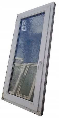 okna kacprzak okno pcv 73x146 używane plastikowe