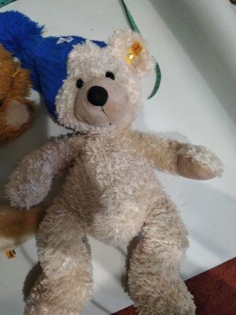 Медведь steiff мишка