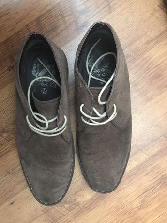 Ботинки замшевые Next Европа оригинал