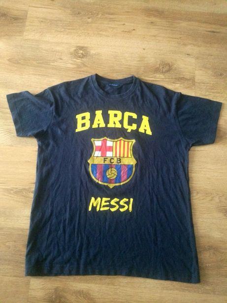 Koszulka piłkarska meczowa Fc Barcelona Lionel Messi M S sportowa 10