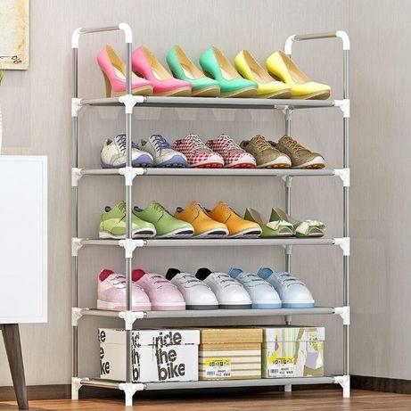 Стеллаж для обуви 5 ярусов