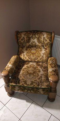 Fotel stylowy retro