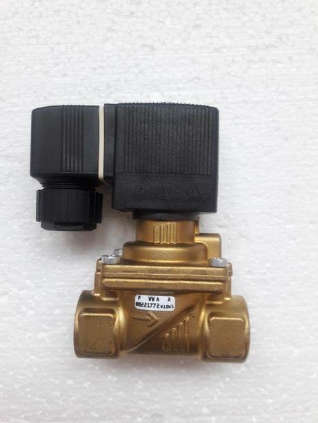 Клапан эл.магнитный Burkert 6281EV, 1/2 дюйма, катушка 220 В, Германия