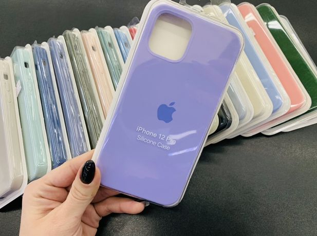 Silicone Case Iphone 12/12Pro