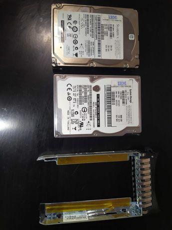 Жёсткий диск серверный HDD SAS IBM 42D0637
