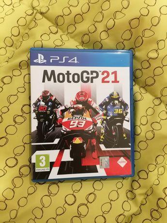 Troco MotoGP 2021 para ps4