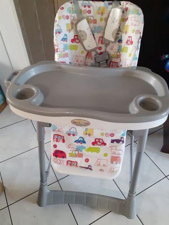 Krzesełko do karmienia - Sun Baby