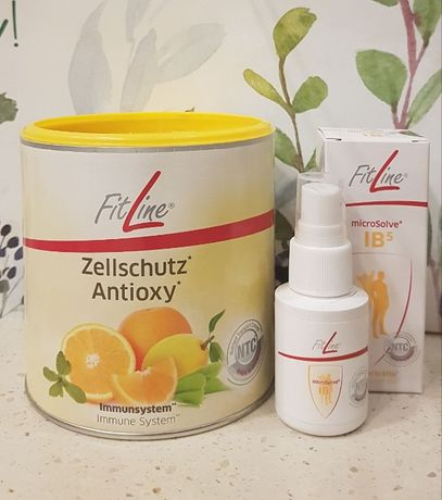 Цельшутц (Антиоксидант) Германия + Подарок IB5 защита слизистой