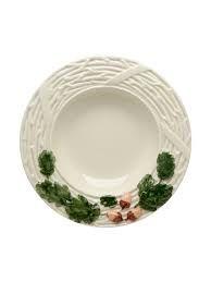 prato sopa serviço bolotas bordalo pinheiro NOVO