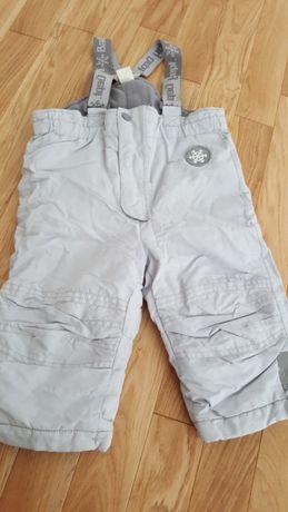 Spodnie do kombinezonu h&m r. 80
