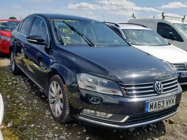 Разборка розборка Volkswagen Passat B7 2.0TDI CFF МКПП