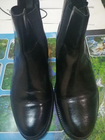 не дорого мужские Кожаные ботинки Cj