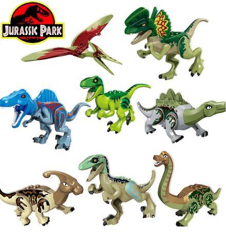 Dinossauros ( Jurassic Park /Jurassic World) nº8 -compativeis com lego
