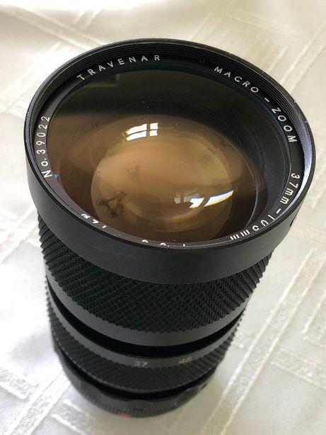 Obiektyw Travenar macro-zoom 3.5/37-105mm, SAMO SZKŁO I METAL! Minolta