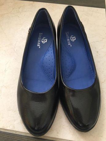 Балетки, туфли. Розмір 37- 23,5см.