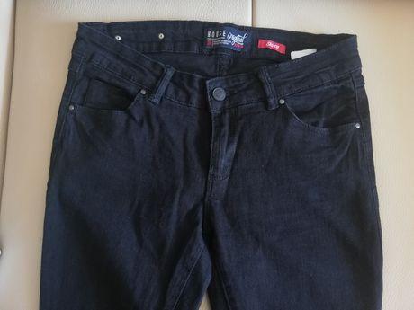 Spodnie jeansy czarne House 36