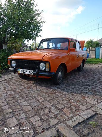 Москвич ІЖ 412 ІЕ