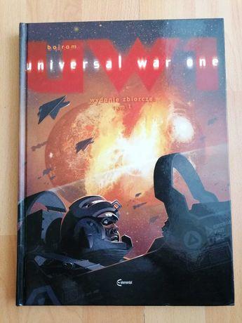 Universal War One. Wydanie zbiorcze. Tom 1