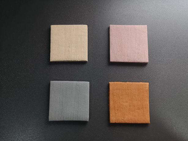 płytka ceramiczna 5x5cm do mchów, fissidensów itp różne kolory
