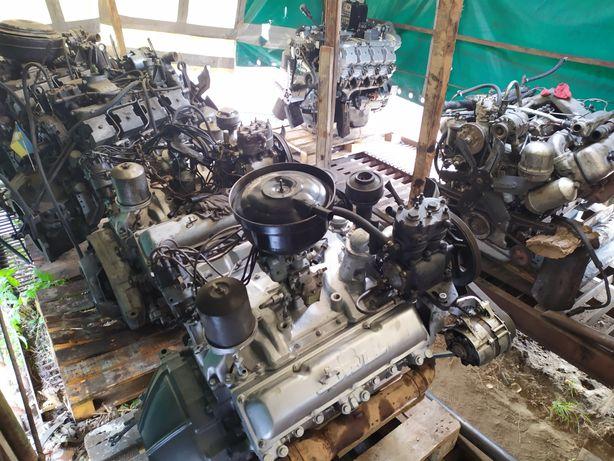 Двигатель мотор движок Зил 130 131 Урал 375 4320 КамАЗ ЯМЗ 236 238