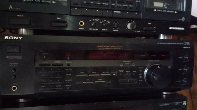 amplificador sony