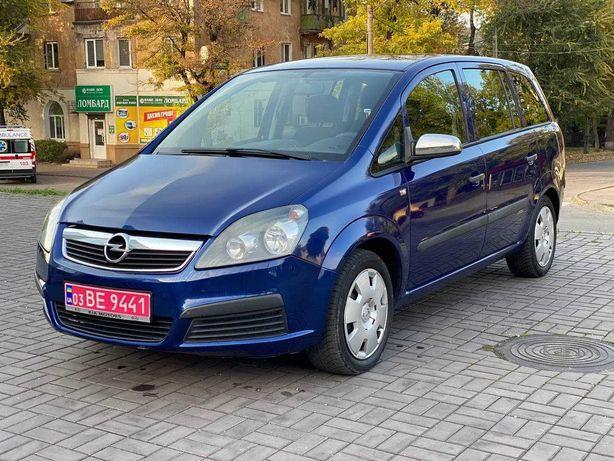 Продам Opel Zafira 2006год