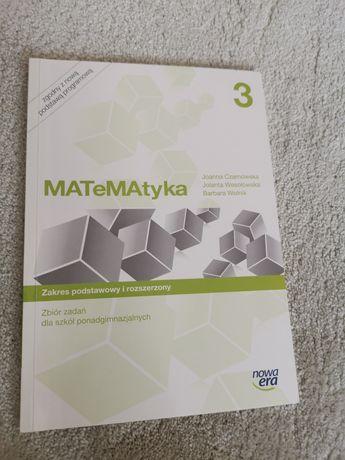 matematyka 3 zakres podstawowy i rozszerzony
