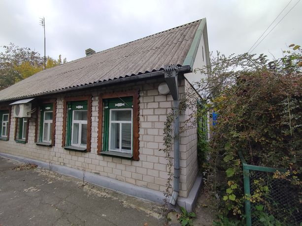 Продам дом с. Орловщина, Новомосковский район