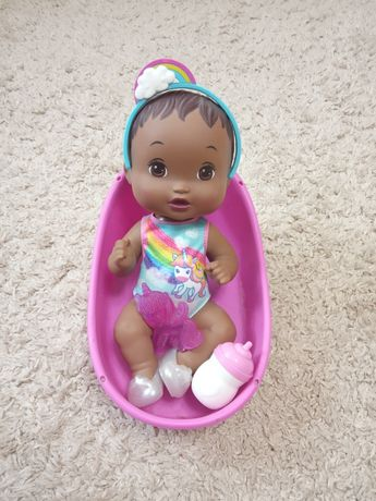 Пупс-малыш с ванночкой