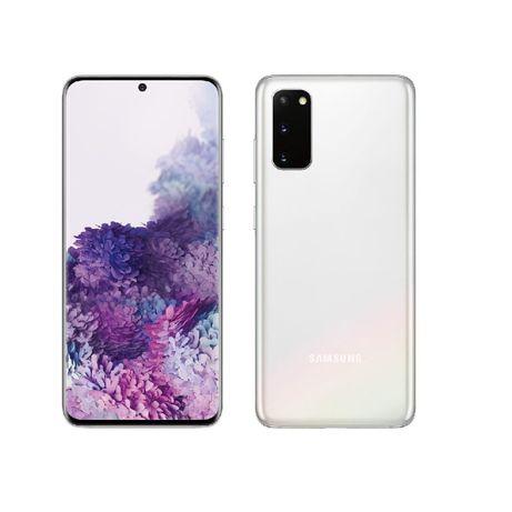 Ze Zwrotu - Samsung Galaxy S20 5G White / Biały- Gsmbaranowo.pl