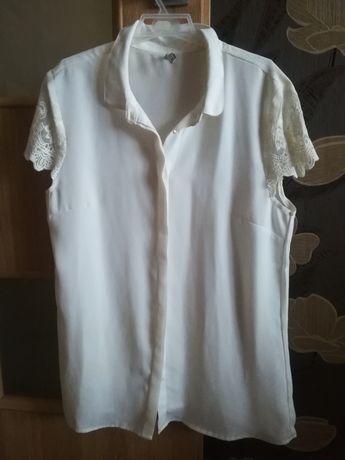 Śliczna bluzka biała