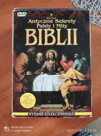 Tajemnice Biblii. DVD