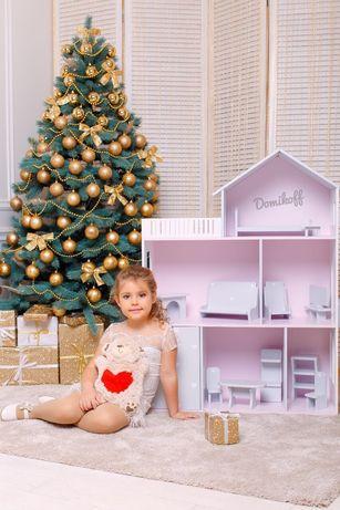 Средний кукольный домик